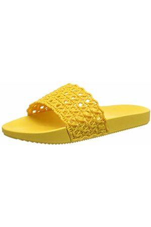 Zaxy Women Sandals - Women's Mesh Slide Fem Mules 4 UK