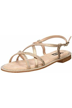 Xti Girls' 56860 Open Toe Sandals, Nude