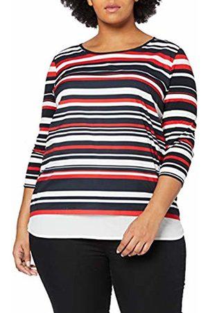Samoon Women's 272038-26135 Long Sleeve Top
