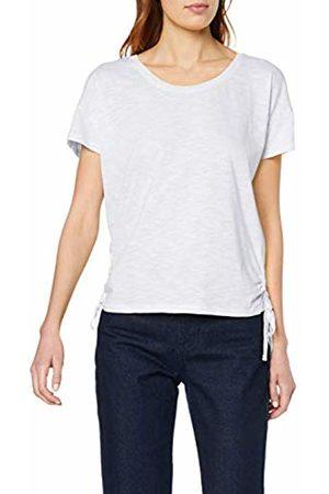 Comma, Women's 88.904.32.3337 T-Shirt, ( 0100)