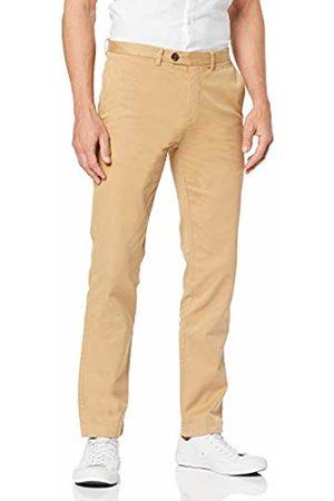 Brooks Brothers Men's's Chino Lunghi Slim Red Fleece Trouser Medium 265