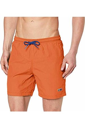 Napapijri Men's Villa 2 Swim Trunks Amber A