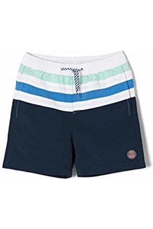 ZIPPY Boy's Zb0702_455_2 Swim Trunks, (Dress 185)