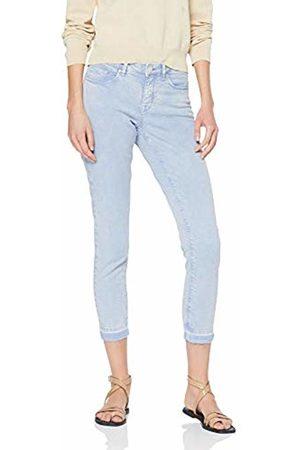 Opus Women's Elma 7/8 Fresh Slim Jeans, (Dream 6055)