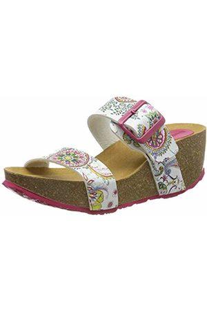 Desigual Shoes (bio8_galactic), Women's Sling Back Sandals