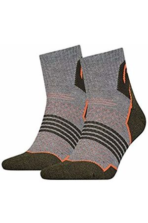 Head Men Hiking Quarter 2P Socks - Forest