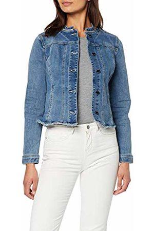 s.Oliver Women's 01.899.51.5537 Denim Jacket