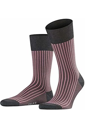 Falke Men Socks - Oxford Stripe Men Socks anthracite mel. (3095) 41-42