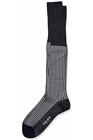 Falke Oxford Stripe Men Knee-high Socks dark navy (6375) 45-46