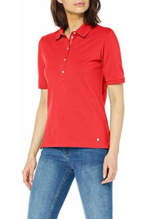 Brax Women's Cleo Finest Piqué Stretch Poloshirt Uni Polo Shirt, (Summer 43)