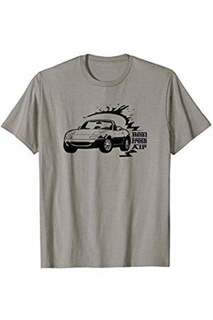 Classic Car Theme Automobile Shirt T-Shirt MX5 MX 5 Cabrio Roadster Sportwagen Retro Classics