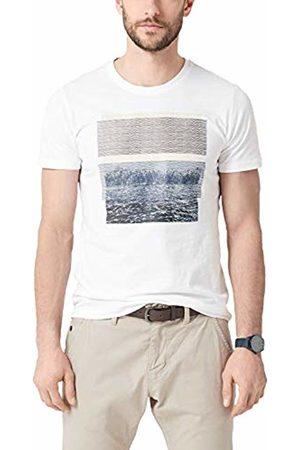 s.Oliver Men's's 13.903.32.3890 T-Shirt, ( 0100)