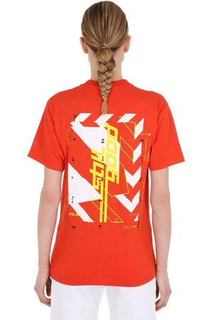 STILL GOOD Texture Cotton Jersey T-shirt