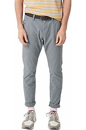 s.Oliver Men's 13.904.73.5200 Trouser, (Ice 9500)
