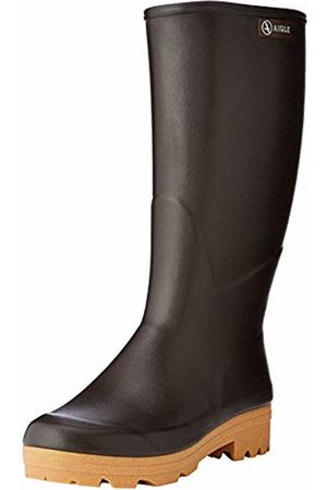 Aigle Men's Chambord Pro 2 Iso Work Wellingtons (Brun 001) 5.5 UK