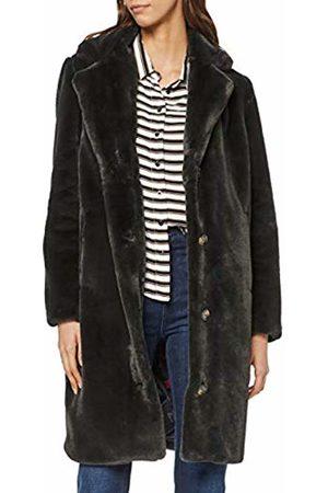 Oakwood Women's's Cyber Coat (Gris Foncé 0529) XX-Large (Size: 2XL)