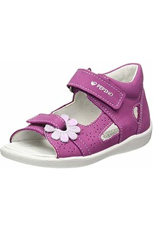 Ricosta Girls' Silvi Closed Toe Sandals (Candy 341) 8 UK
