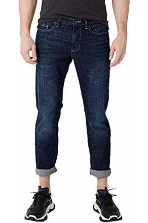 s.Oliver Men's 13.904.71.5588 Straight Jeans, ( Denim Stretch 56z4)