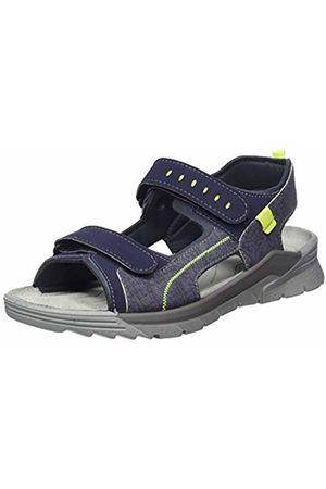 Ricosta Men's Tajo Ankle Strap Sandals 7 UK