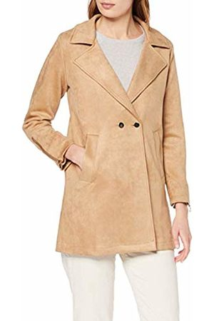 Rinascimento Women's Cfc0091494003 Trench Coat (Cammello B117) X-Small