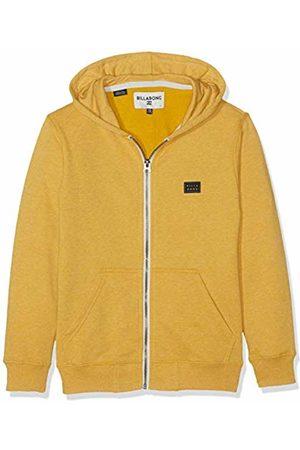 Billabong Kids All Day Zip Boys Fashion Fleece - Golden