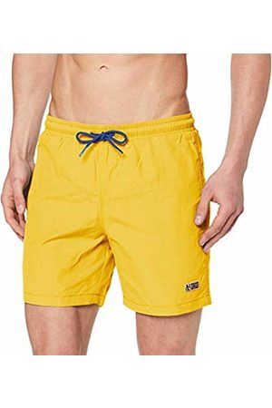 Napapijri Men's Villa 2 Swim Trunks, (Freesia Ya7)