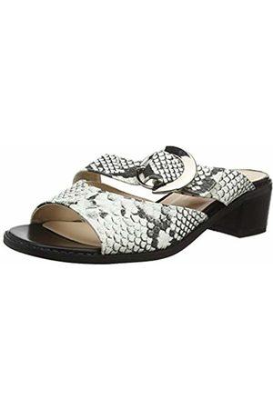 Lost Ink Women Sandals - Women's WF Hattie Sandal Buckle Detail Open Toe