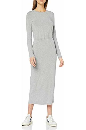 FIND Elastic Waist Jersey Maxi Dress Marl