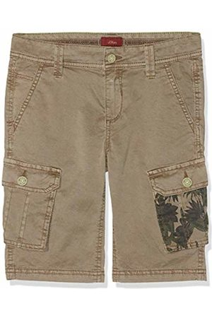s.Oliver Boys' 61.904.74.5874 Trousers Braun ( 8516)