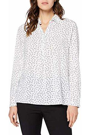 GINA LAURA Women's Bluse Mit Hemdkragen