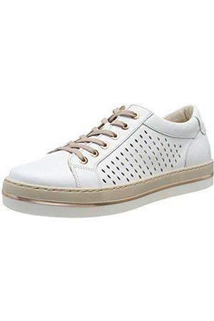 Gabor Shoes Women's Jollys Low-Top Sneakers (Weiss/Rame 24) 7.5 UK (41 EU)