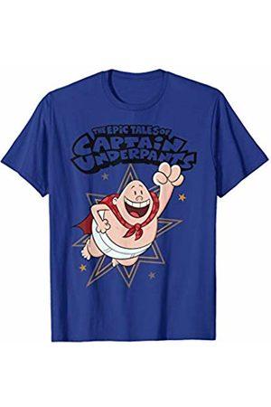 DreamWorks Captain Underpants Burst T-Shirt
