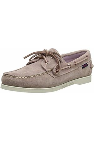 SEBAGO Women's Docksides Portland Suede W Boat Shoes