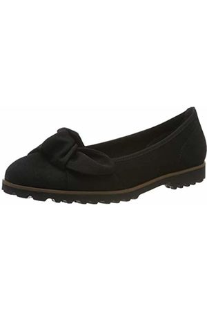 Gabor Shoes Women's Jollys Ballet Flats (Schwarz (Cognac) 17) 3.5 UK (36 EU)
