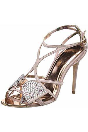 Ted Baker Ted Baker Women's Arayi Ankle Strap Heels, ( Blossom Pnk Blsm)