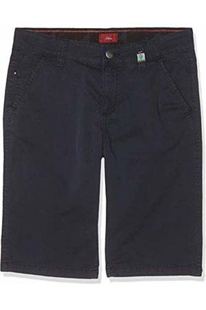 s.Oliver Boys Trousers - Boy's 61.904.74.5931 Trouser Dark 5874