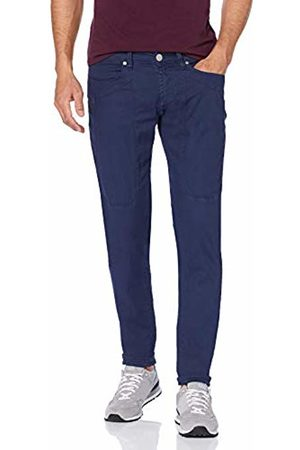 Jeckerson Men's 5pkts Patch Slim Trouser Not Applicable