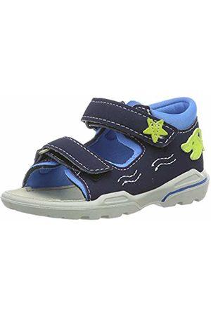 Blue 5 UK Ricosta Boys/' Gery Closed Toe Sandals Nautic//Ozean 171