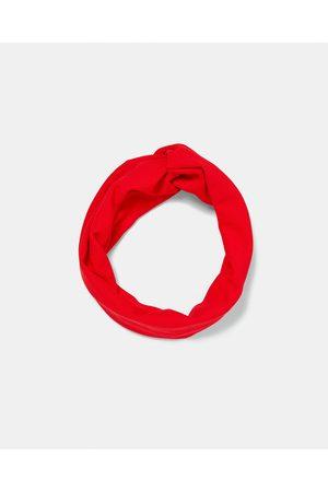 Zara Turban-style headband with knot