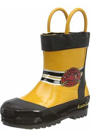Kamik Unisex Kids' Fireman Wellington Boots 4.5 UK