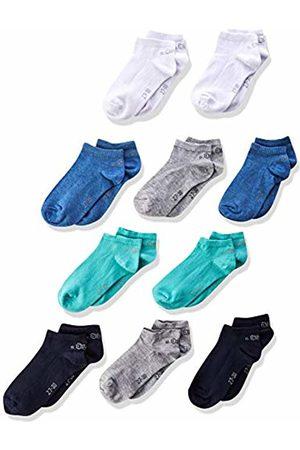 s.Oliver Boy's S24160 Ankle Socks (Campanula Melange 5515) 27-30