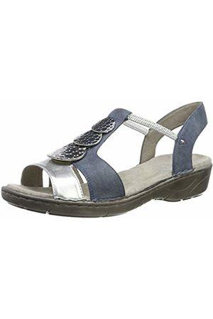 Jenny Women's Korsika 2257287 T-Bar Sandals 9 UK