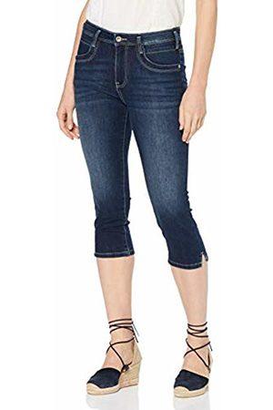 Tom Tailor Women's Kate Capri Jeanshose Slim Jeans