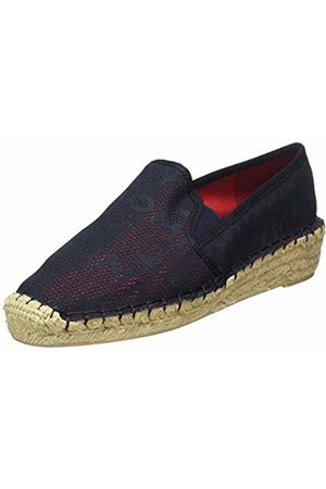 Tommy Hilfiger Women's Tommy MESH Sporty Espadrille (Midnight 403)
