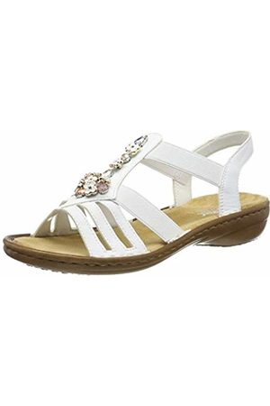 Rieker Women's 60855-80 Closed Toe Sandals 7.5 UK