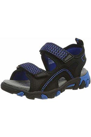 Superfit Boys' Hike Ankle Strap Sandals
