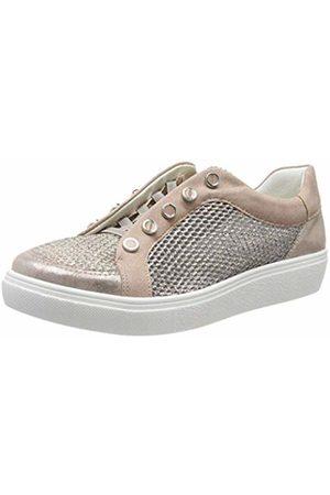 ARA Women's New York 1214525 Low-Top Sneakers (Puder