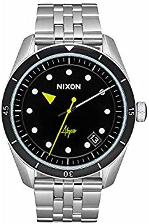 NIXON Womens Analogue Quartz Watch with Stainless Steel Strap A1237-2971-00