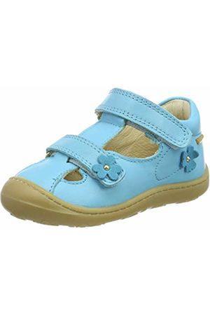 Primigi Baby Sandals - Baby Girls' PLN 34104 Open Toe Sandals Turquoise (Turchese 3410422) 3 UK