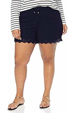 JUNAROSE Women's Jriberis Mw Shorts - S Navy Blazer